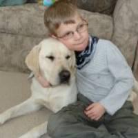 Carter & his best friend Bentley