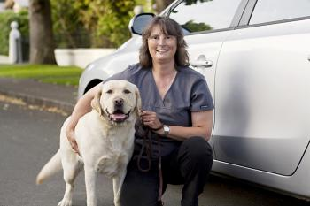 Choosing the right veterinarian...